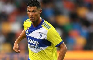 Ronaldo Bids Farewell To Juventus