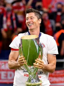 Lewandowski Wants To Secure A Move To Another Top European Club Before The Age Of 35.
