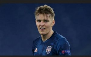 Odegaard Closes On Arsenal permanent Move
