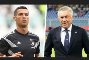Ancelotti Refutes Rumours Of Ronaldo Possible Returns To Real Madrid