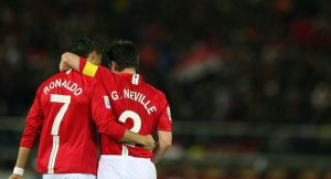 Man Utd Going To Have A Great Season With Inclusion Of Ronaldo. Says Neville