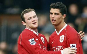 Rooney Reveals his Opinion On  Speculations Linking Ronaldo's To  Manchester City
