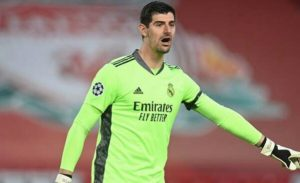 Thibaut Courtois Extends His Contract At Real Madrid