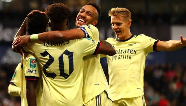 West Brom vs Arsenal 0-6 Highlights
