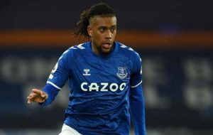 Alex Iwobi Is Finding It Difficult Tactically Under New Boss.Says Ex-Everton Defender