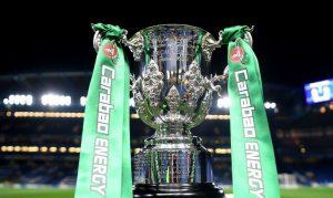 Carabao Cup Draw: Man Utd Face West Ham