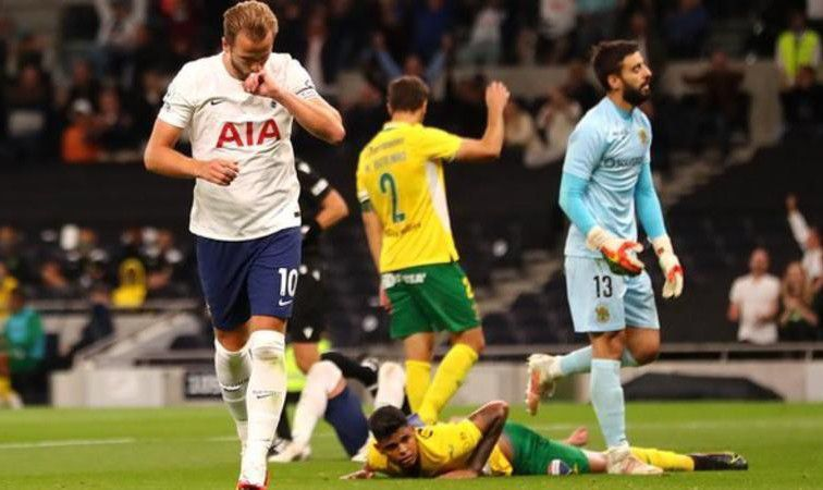 Harry Kane Displayed What Man City Will Miss As Spur Progress To Conference Group Stage