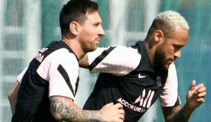 Messi& Neymar Are Not In PSG's  Squad To Face Brest