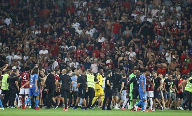 Nice Punished With Their Next Home Game While Marseille Physio Not Left Out