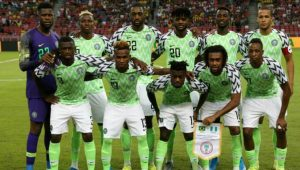 Afcon 2021: Draw pairs Nigeria with Egypt, Sudan and Guinea Bissau