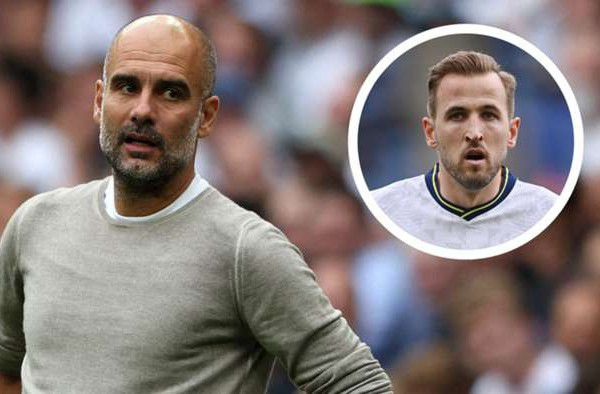 Kane Transfer Talk Rages On As Pep Guardiola Eager For Standing 9