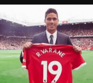 Varane Gives Reason Why He Choosed To Part Way With Real Madrid
