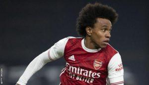 Arsenal Terminate Willian Contract As He Eyes Corinthians Move