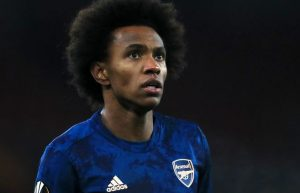 Willian Is Close To Arsenal Exist Door As He Hopes To Back To His Native Country