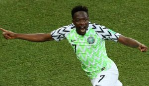 Ahmed Musa Gives Out 5Million To Marked His 100th International Cap