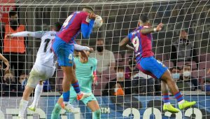 Ronald Araujo Scored A 90th-Minute Equaliser To Salvage A Point For Barcelona Against Granada