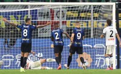 Atalanta End Inter Milan's 18-game Winning Run At Home In Serie A As They Settled With A Draw