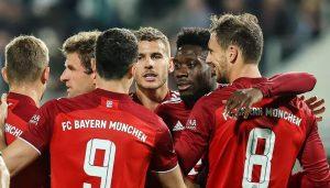 10-Man Bayern Munich Hit Three Past Greuther Furth To Extend Bundesliga Lead
