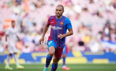 Blow For Barcelona As Braithwaite Sets To Undergo Knee Surgery