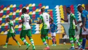 Cape Verde vs Nigeria (Super Eagles) 1-2 Highlights Download