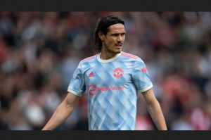 Edinson Cavani Sets To Miss Manchester United's Opening Champions League Game Against Young Boys Due To Injury