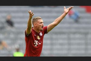 Bayern Munich Midfielder Cuisance Injures Ulreich In Training And Set For Two Months On Sidelines