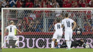 Jorginho Penalty Saved As Italy Equalled The International Record Of 36 Unbeaten Games