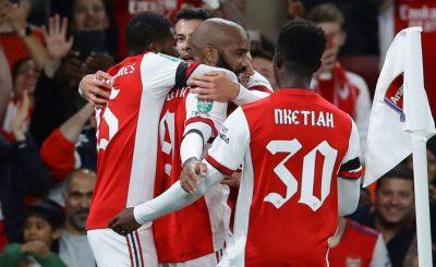 Arsenal Beat AFC Wimbledon 3-0 At The Emirates Stadium