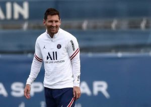 Messi Sets For First Ever Champions League Appearance For Anyone Other Than Barcelona As PSG Face Brugge