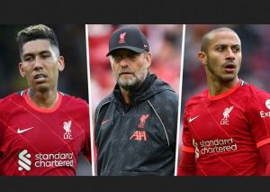Liverpool Players That Need To Improve On Their Performances