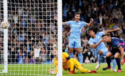 Man City Defeat Rb Leipzig By 6-3 As Ake Opened The Scoring Chat
