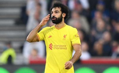 Mohamed Salah Became The Fastest Liverpool Player Ever To Reach 100 League Goals