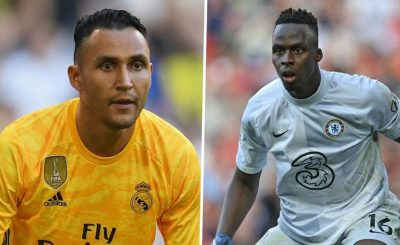 Chelsea's Mendy Close To Navas in Champions League Ranks