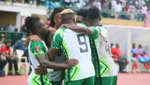 Nigeria Bounce Back To Defeat Cape Verde By 1-2