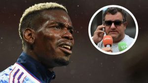'Turin Is Still In His Heart' Raiola Predicts Pogba Could Returns To Juventus