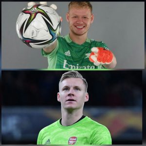 Arteta Reveals He Will Keep Ramsdale As Arsenal's No 1 Over Leno