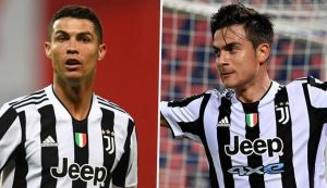 Giorgio Chiellini Tipped Dybala To Be A Leader After Ronaldo Exist