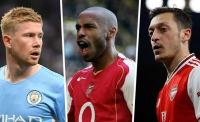 Who Hold The Most Premier League Assists In A Season?