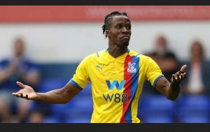 'I Don't Like Losing' – Crystal Palace's Zaha Reveals Why He 'moans' On The Pitch