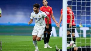 Marco Asensio Scored A Superb Hat-Trick As Real Madrid Reclaimed Top Spot In La Liga