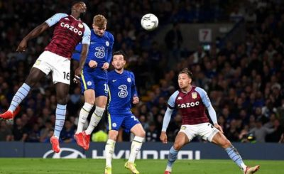Chelsea Reached The Last 16 Of The Carabao Cup With Penalty Shootout Against Aston villa
