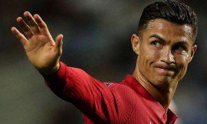 Ronaldo Walks Out Of Post-Match Interview