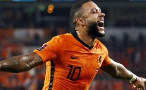 Memphis Depay With First International Hat-Trick In The Oranje's 6-1