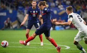 France Back To Winning Ways As Antonio Griezmann Scored Brace To Punish Finland
