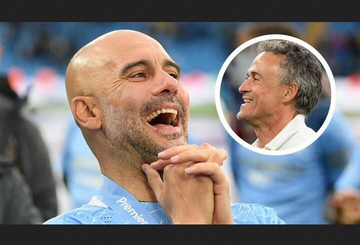 Luis Enrique Wishes Pep Guardiola To Be His Successor As Spain Head Coach