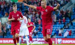 Unstoppable Haaland Continues His Fine Form With A Hat-Trick As Norway Dismantle Gibraltar By 5-1