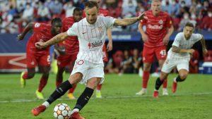 Adeyemi Makes Champions League History During  Salzburg Clash Against Sevilla