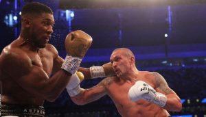 Oleksandr Usyk Beats Anthony Joshua By Unanimous Decision