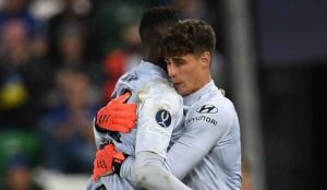 'We Train Together And Support Each Other' – Kepa Reveals His Closeness  With Mendy Despite The Rivalry