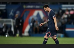Lionel Messi Ruled Out Of PSG Game Against Montpellier